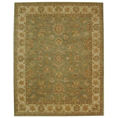 Antiquities Green/Gold Rug