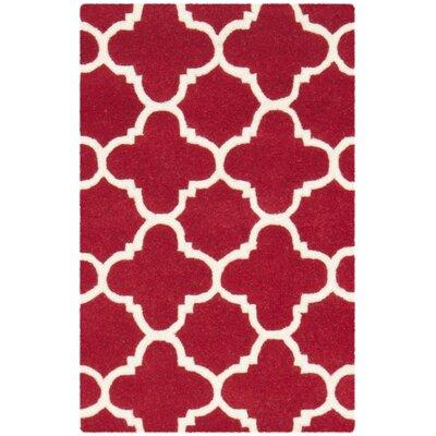 Safavieh Chatham Red / Ivory Rug