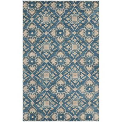 Safavieh Wyndham Blue / Grey Rug
