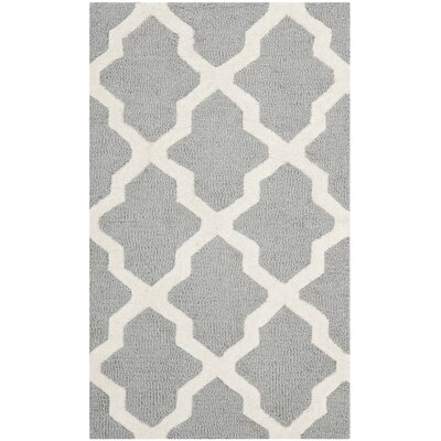 Cambridge Silver/Ivory Rug