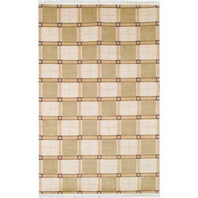 Safavieh Lexington Ivory/Green Rug