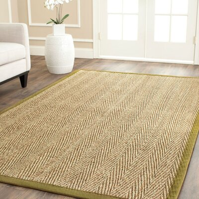 Safavieh Natural Fiber Natural/Light Olive Rug