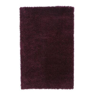 California Shag Purple Rug