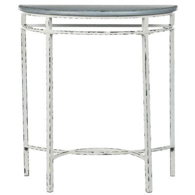 Safavieh Tessa Demilune Console Table