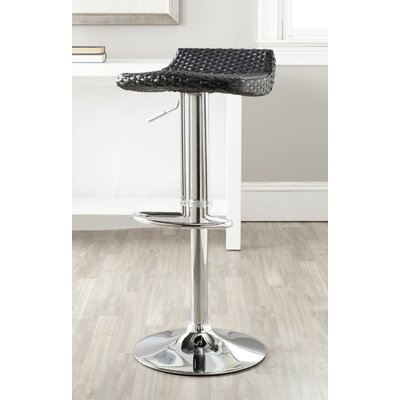 "Safavieh Juji 26"" Adjustable Swivel Bar Stool"