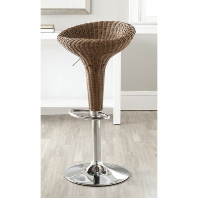 Safavieh Monicka Adjustable Swivel Bar Stool
