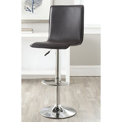 Safavieh Magda Adjustable Swivel Bar Stool