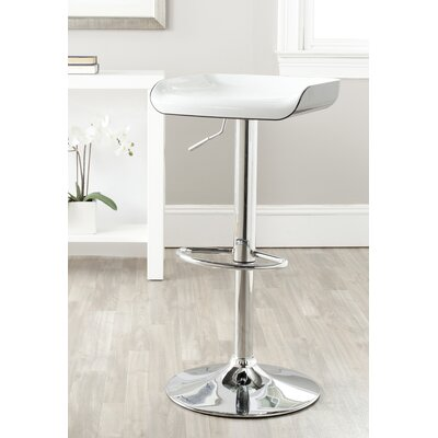 "Safavieh Rameka 23.6"" Adjustable Swivel Bar Stool"