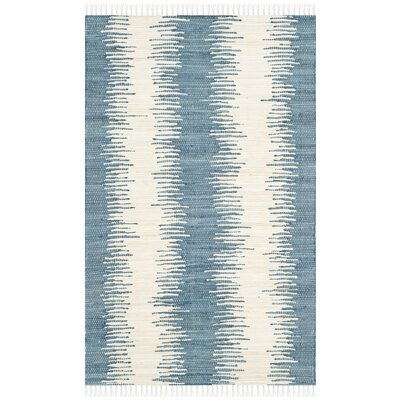 Safavieh Montauk Blue Abstract Rug