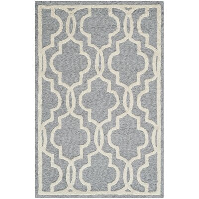 Cambridge Silver Rug