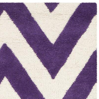 Safavieh Cambridge Purple / Ivory Rug