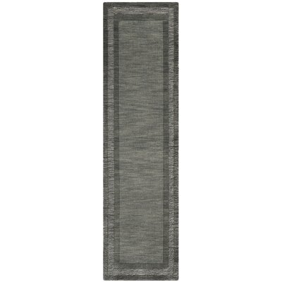 Safavieh Impressions Charcoal / Blue Modern Rug