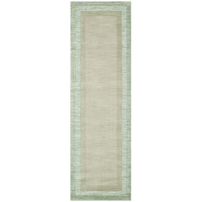 Safavieh Impressions Green / Beige Modern Rug
