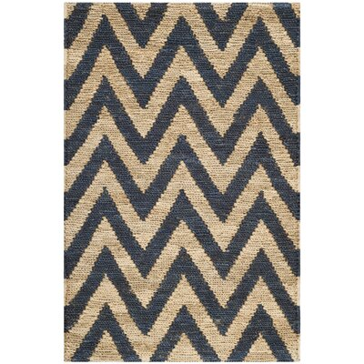 Organica Blue / Natural Original Rug