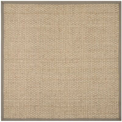 Safavieh Natural Fiber Natural / Grey Rug