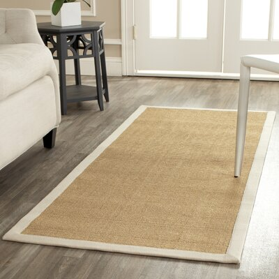 Safavieh Natural Fiber Maize / Wheat Rug