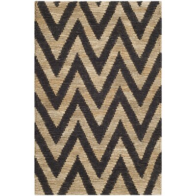 Safavieh Organica Black / Natural Original Rug