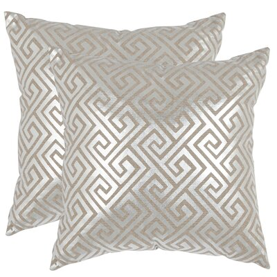Safavieh Jayden Linen Decorative Pillow (Set of 2)