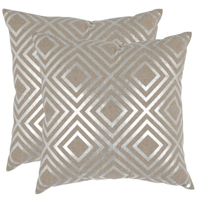 Safavieh Chloe Linen Decorative Pillow (Set of 2)