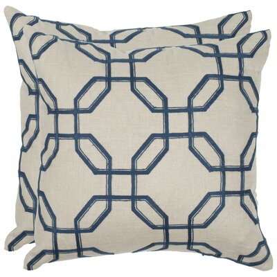Safavieh Hayden Linen Decorative Pillow (Set of 2)