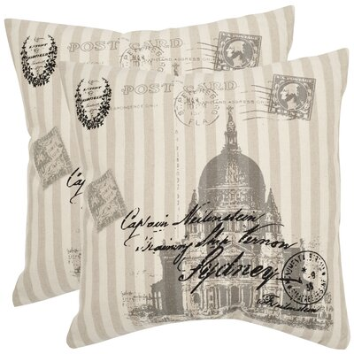 Lucas Ramie Decorative Pillow (Set of 2)