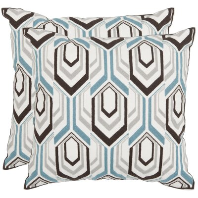 Safavieh Indie Cotton Decorative Pillow (Set of 2)