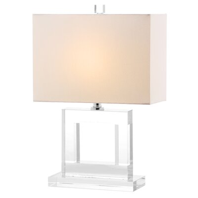 """Safavieh Town 20.5"""" H Table Lamp with Drum Shade"""