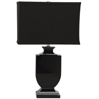 "Safavieh Darcy Urn 23.5"" H Table Lamp with Rectangle Shade"