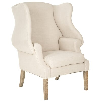 Safavieh Kameron Wingback Chair