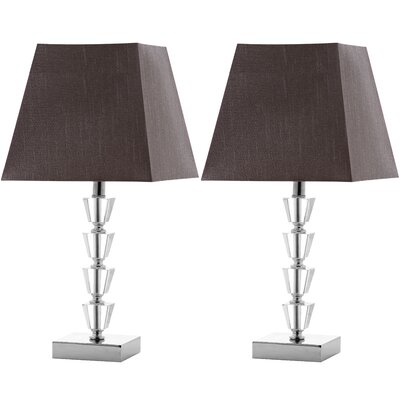 Safavieh Avalon Deco Crystal Table Lamp (Set of 2)