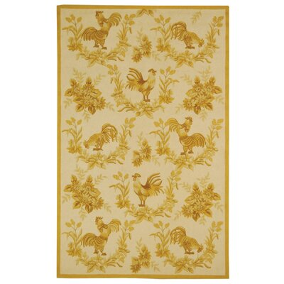 Safavieh Chelsea Gold Novelty Rug