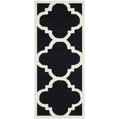 Safavieh Cambridge Black / Ivory Rug