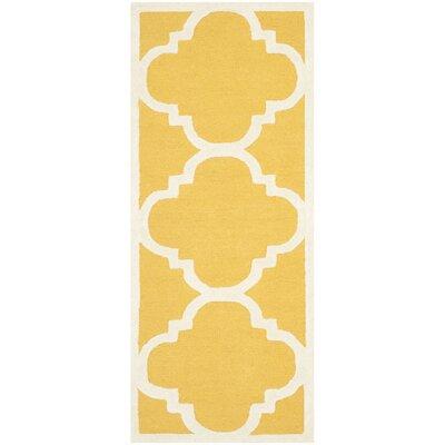 Safavieh Cambridge Gold / Ivory Rug