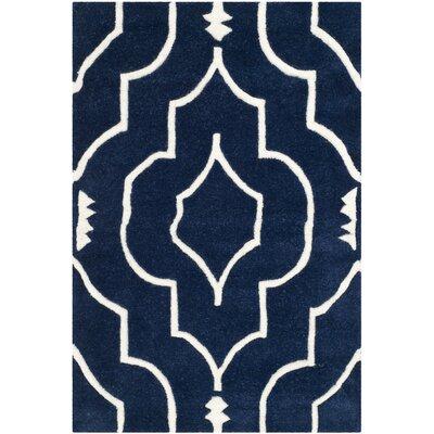 Safavieh Chatham Dark Blue / Ivory Rug