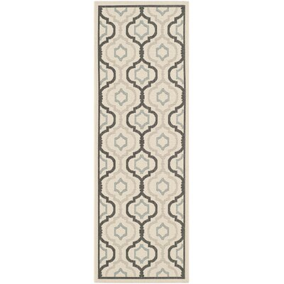 Safavieh Courtyard Beige/Black Rug