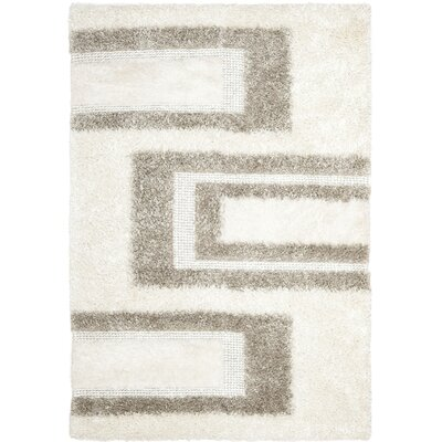 Safavieh Manhattan White / Grey Rug