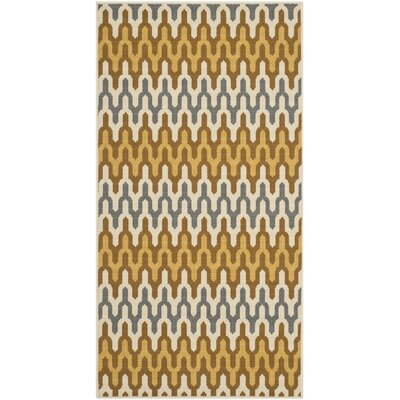 Safavieh Hampton Camel / Brown Outdoor Rug