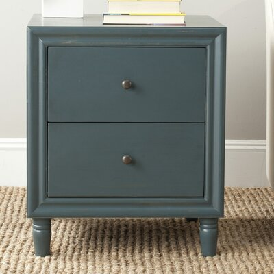 Safavieh Blaise 2 Drawer Nightstand