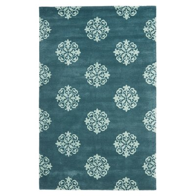 Safavieh Soho Slate Blue/Light Blue Rug