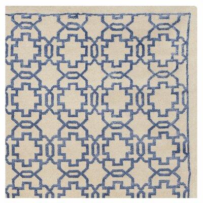 Safavieh Mosaic Cream / Purple Rug