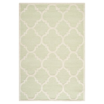 Safavieh Cambridge Light Green / Ivory Rug