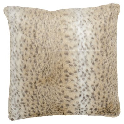 Safavieh Snow Polyester Decorative Pillow (Set of 2)