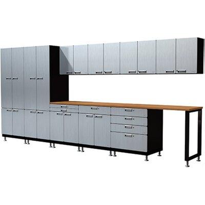 Hercke 26 Piece Tool Space S73 Workshop Cabinet Set