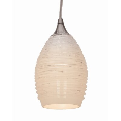 Access Lighting Adele 1 Light Mini Pendant