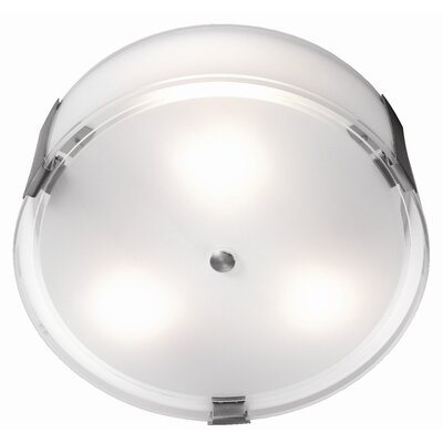 Access Lighting Tara 3 Light Flush Mount
