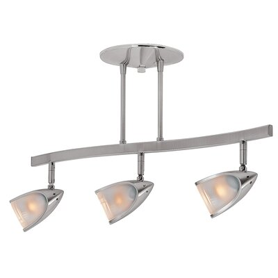 Access Lighting Comet 3 Light Semi Flush Mount