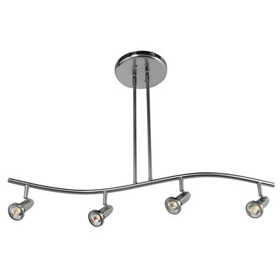 Access Lighting Cobra 4 Light Pendant