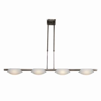 Nido 4 Light Convertible Pendant