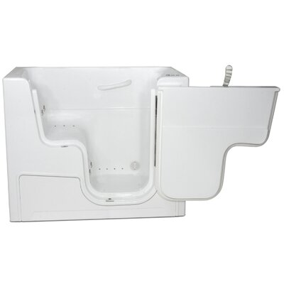 "Therapeutic Tubs Mohave 52"" x 29"" Wheelchair Accessible Walk-In Tub"