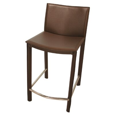 TFG Elston Counter Stool in Brown